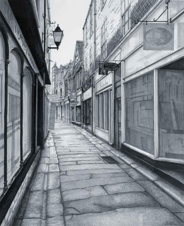 Cathedral Lane -