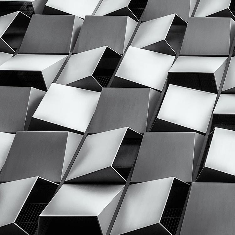 Ventilation Louvre Detail - Limited Edition Print - Image 0