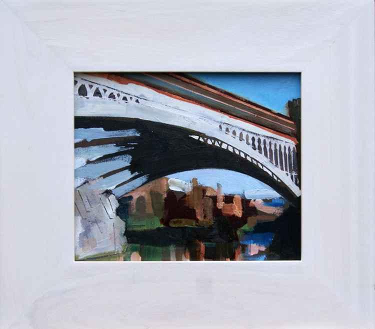 Castlefield 3 Manchester Framed -