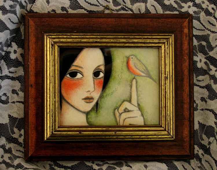 The robin interpreter (amore ritorna) -