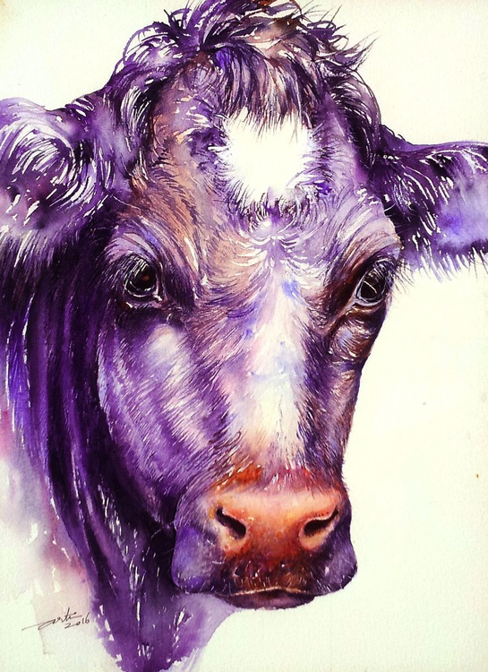 Moon-Moon the Cow - Image 0