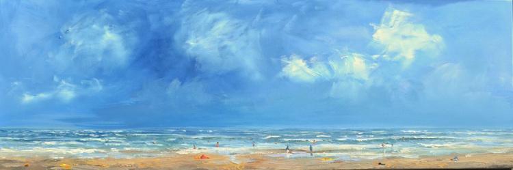 Beachscape Vlieland September 2016 - Image 0