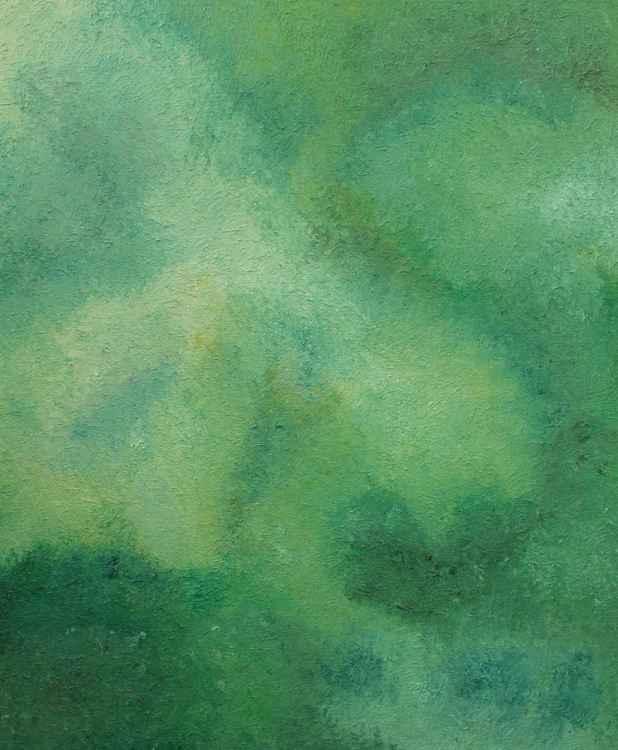Green Clouds -