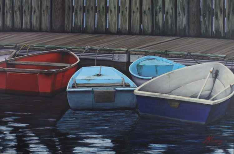 The Dinghy Dock -