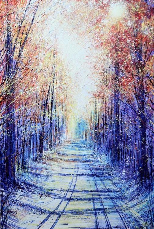 Walking Through Winter - Image 0