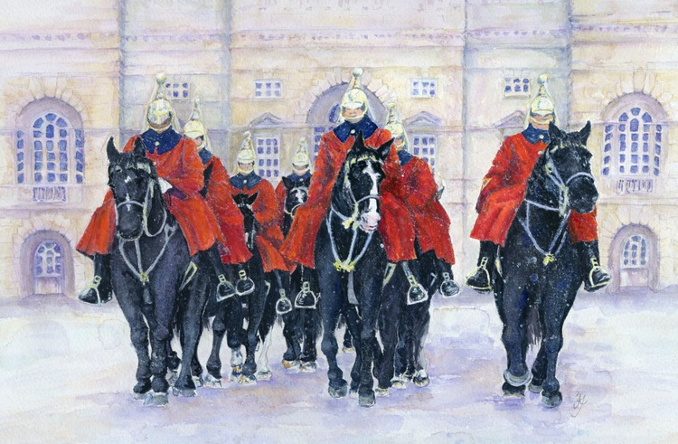 The Horseguards - Image 0