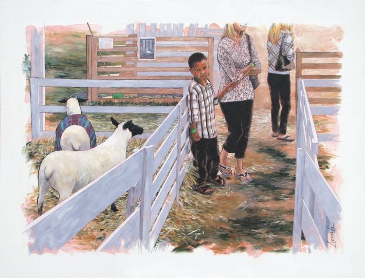 Among the Sheep - Image 0