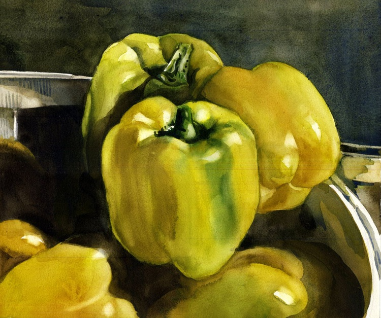 yellow peppers - Image 0