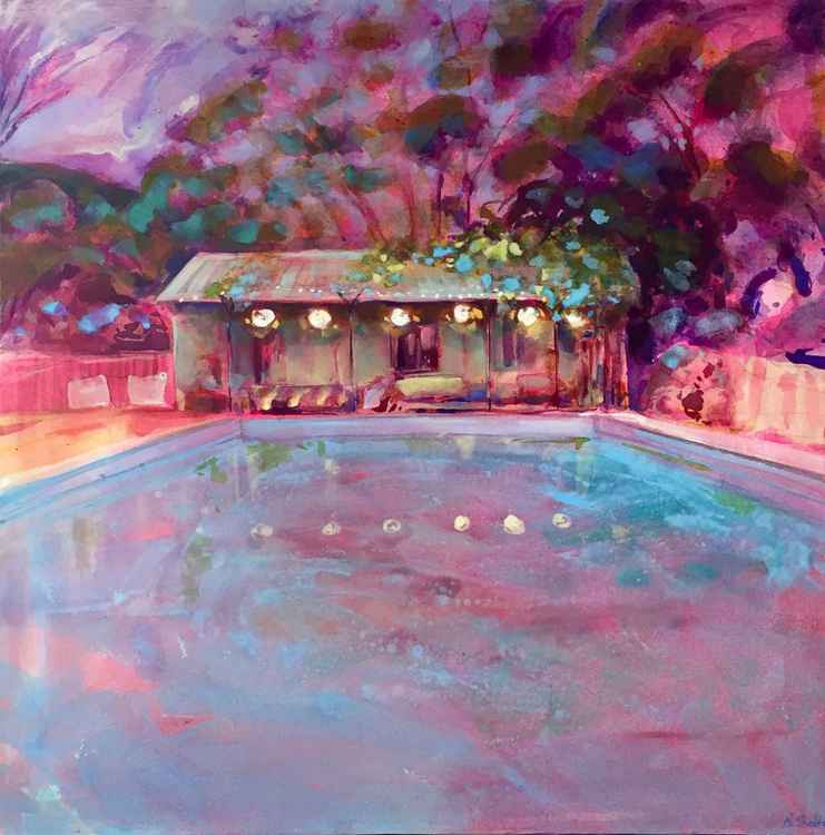 Pool House -