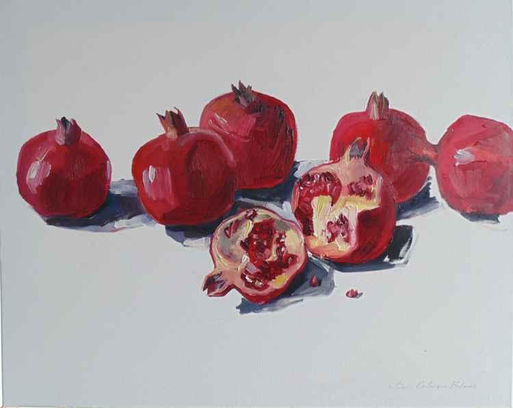 Pomegranates -