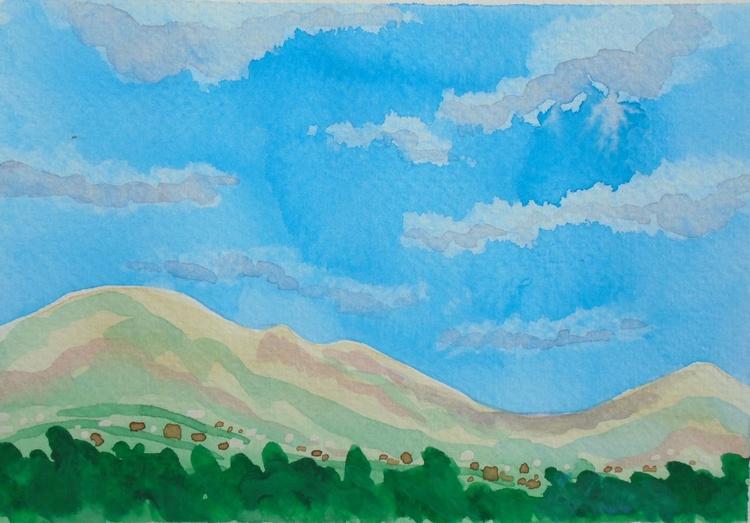 Spanish Landscape - Image 0