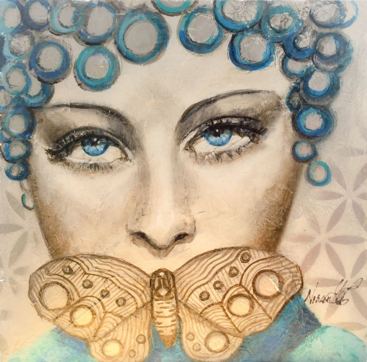 Lady Moth - Image 0