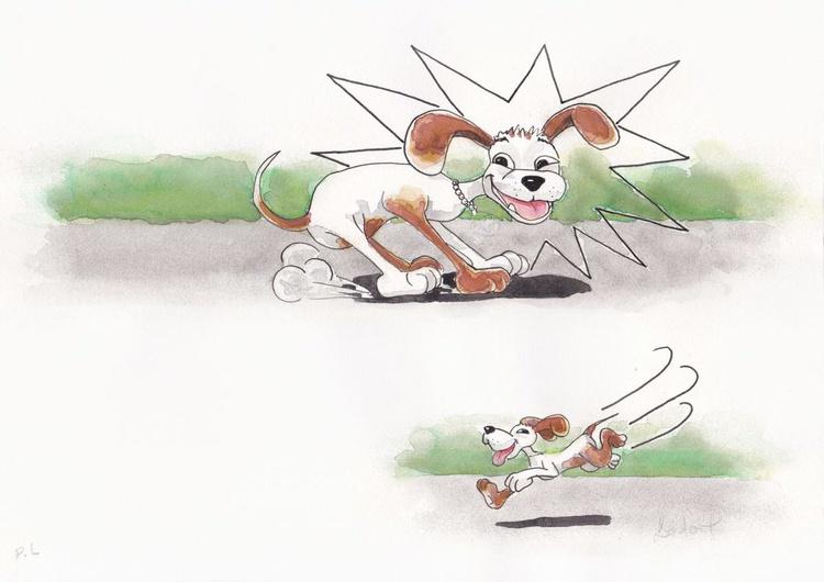 Doggy Daze, page 6 - Image 0