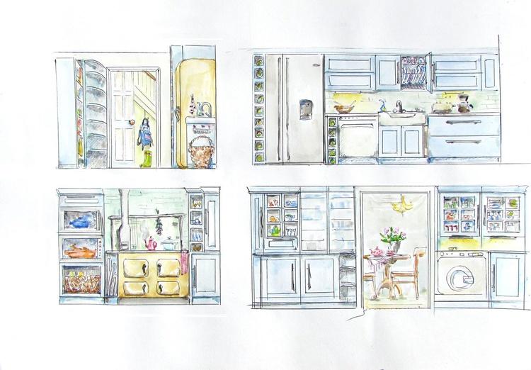 Proper Devon Kitchen - Image 0