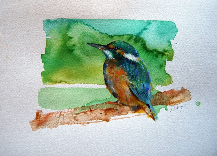 The little kingfisher - Image 0