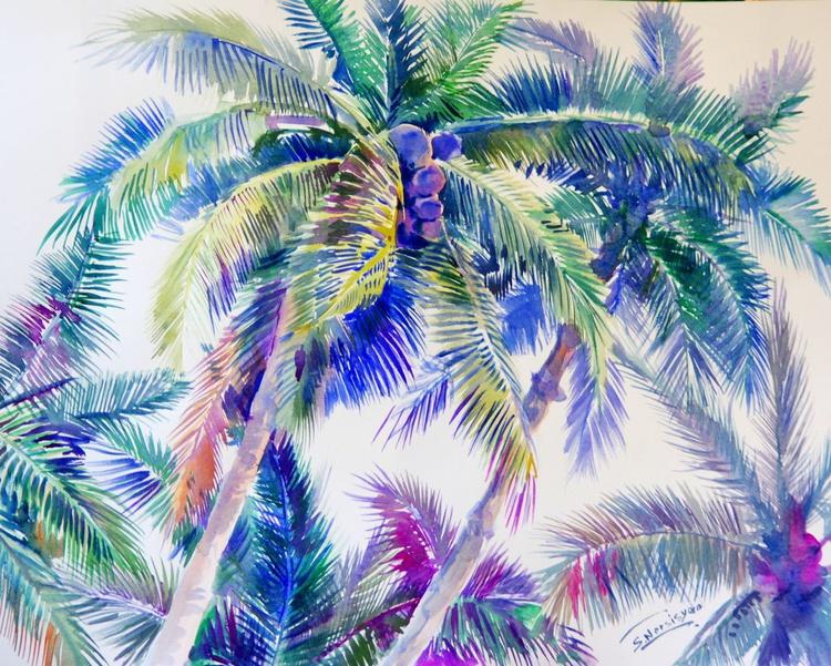 Coconut Palm Trees - Image 0