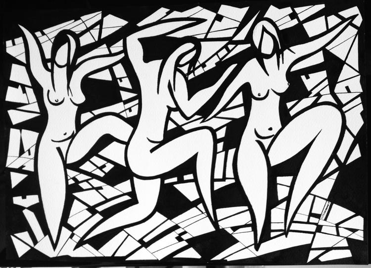 Dancers - Image 0
