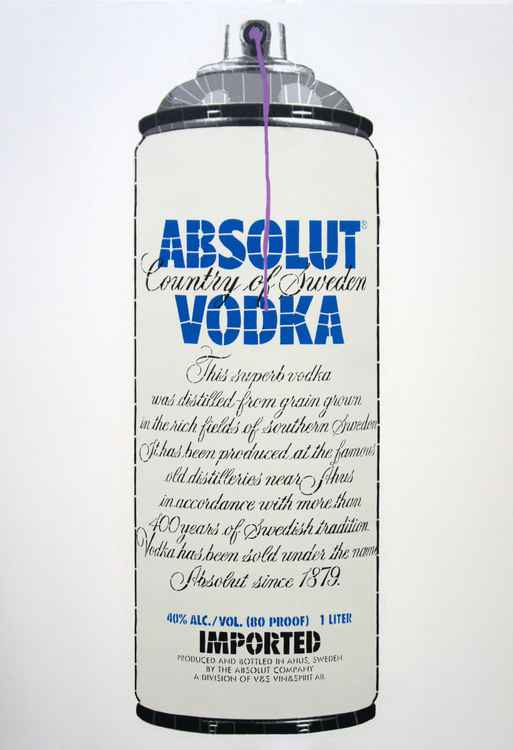 Yes Absolut (Ed. 1 of 6)