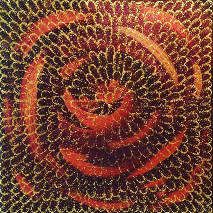 """""""SACRED FLOWER"""" - Image 0"""
