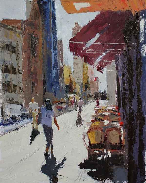 Walking New York -