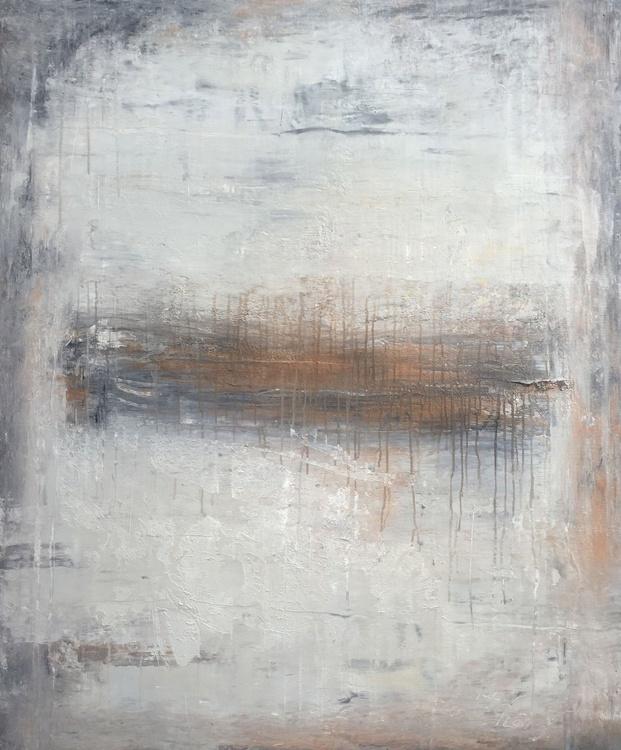 1109 abstract rusty wall - Image 0