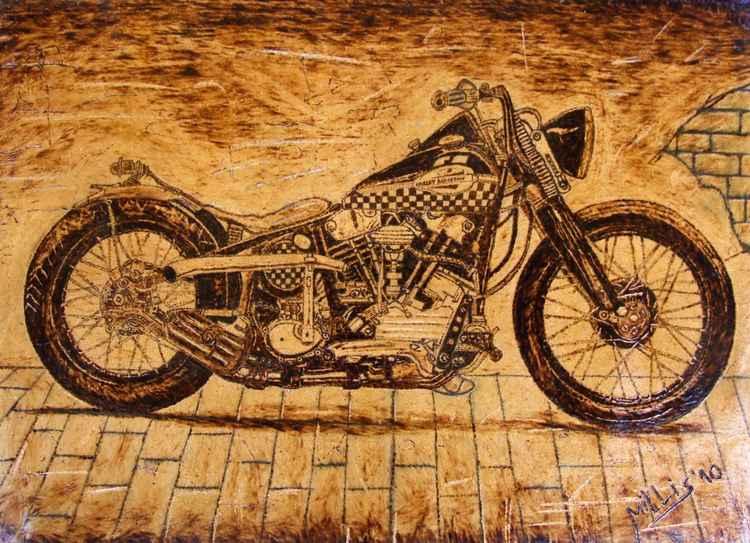 Harley Davidson (Vintage)