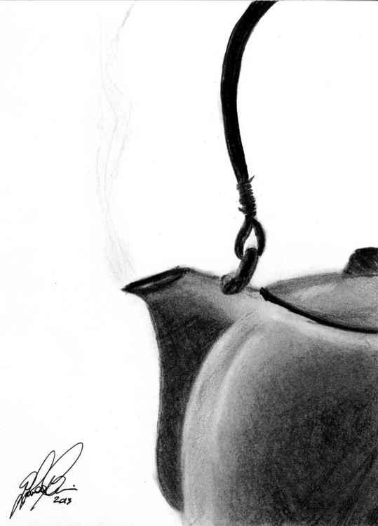 Japanese Teapot -
