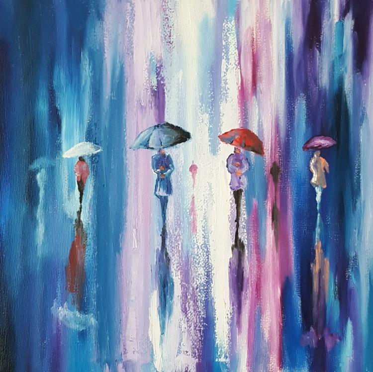 Colourful Rain - Image 0