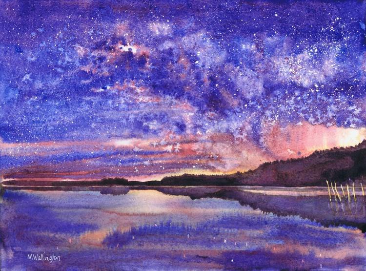 A Thousand Stars Over the Lake - Image 0