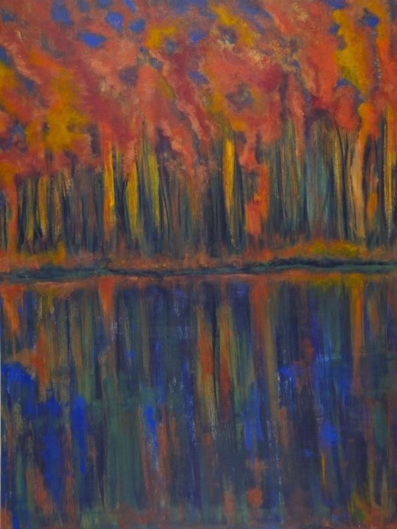 Autumn Reflections 1 - Image 0