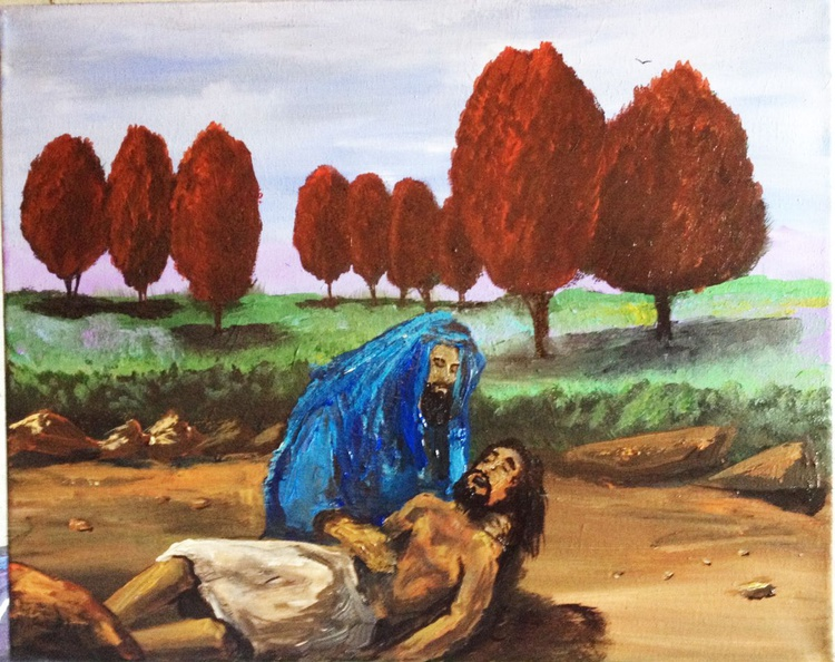 The Good Samaritan - Image 0