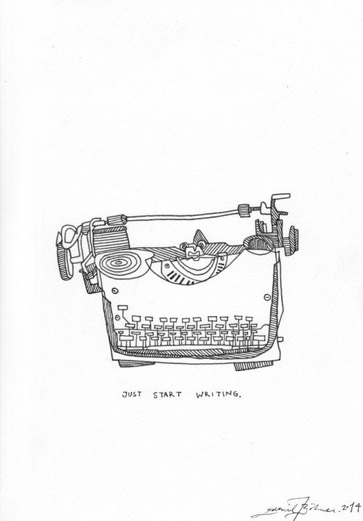 Just Start Writing - Image 0