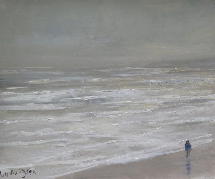Rough Sea at Scarborough - Image 0