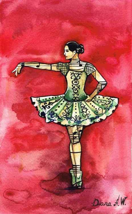 Ballerina, N 2 -