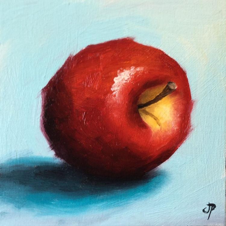 Alla prima Red Apple 2 - Image 0