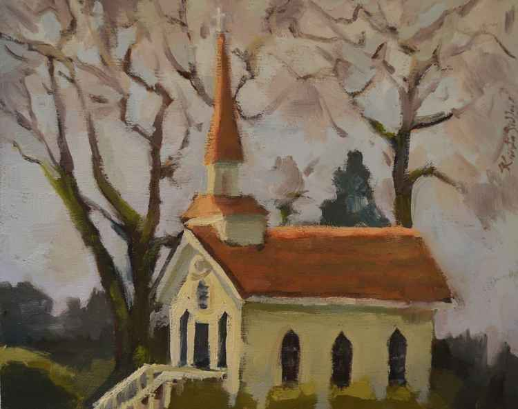 Winter Chapel -