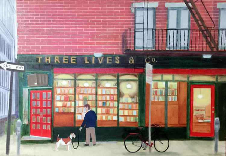 THREE LIVES BOOKSTORE