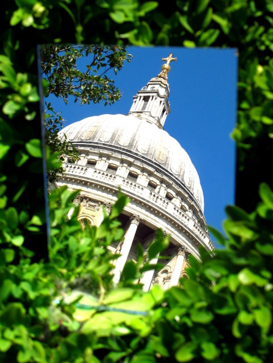 FRAME IT!!!! ST PAUL'S NO:1 (Limited edition  1/50) A3 - Image 0