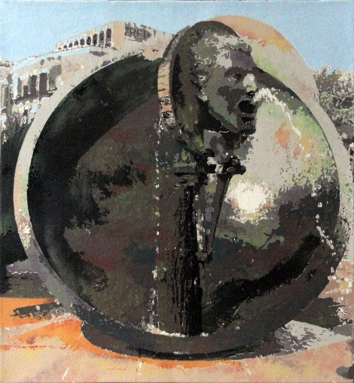 Spirit of Enterprise Fountain, Birmingham - Image 0