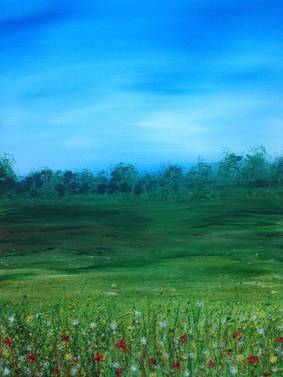 """Autumn  Meadow"" - Image 0"
