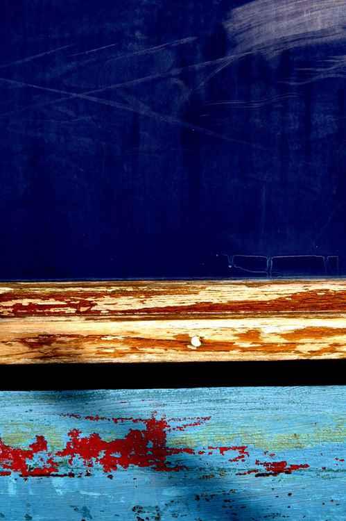 Rothko's Boat -