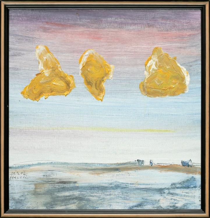 Three clouds - Image 0