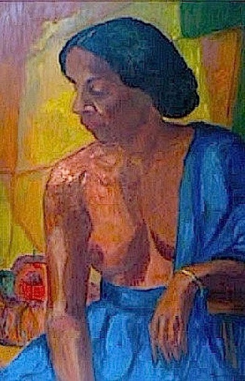 portrait of Maria - Image 0