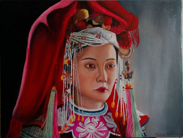 the Chinese bride - Image 0