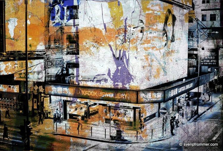 HONG KONG STREETS II - Image 0