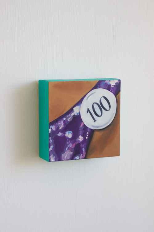 100 -