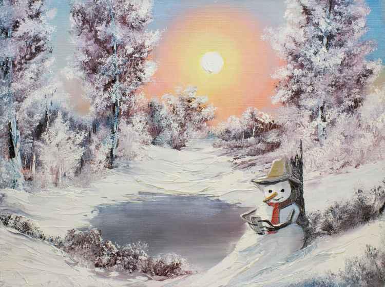 Snowman online -