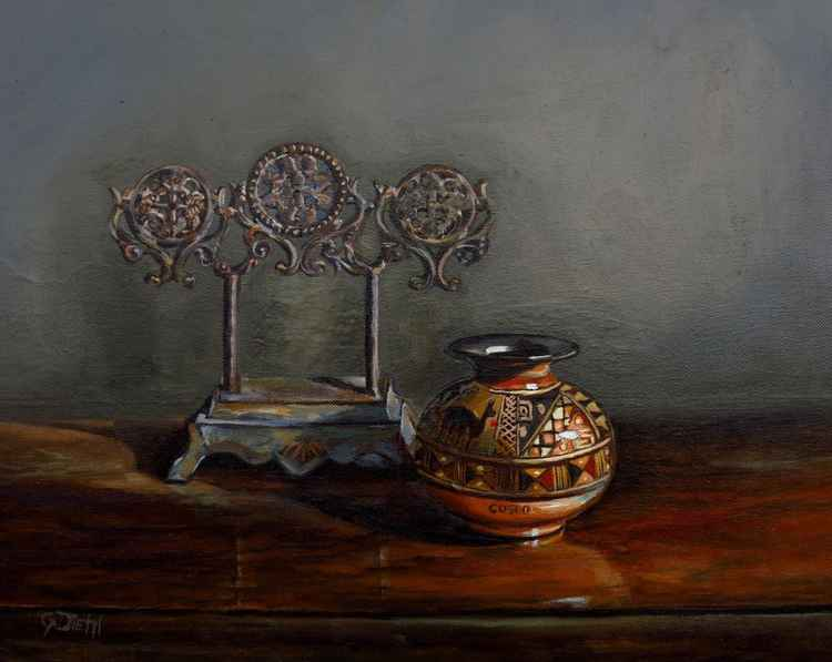 Cusco Vase