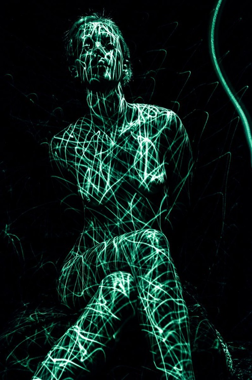 Lase Body Painting - Scratches - Image 0
