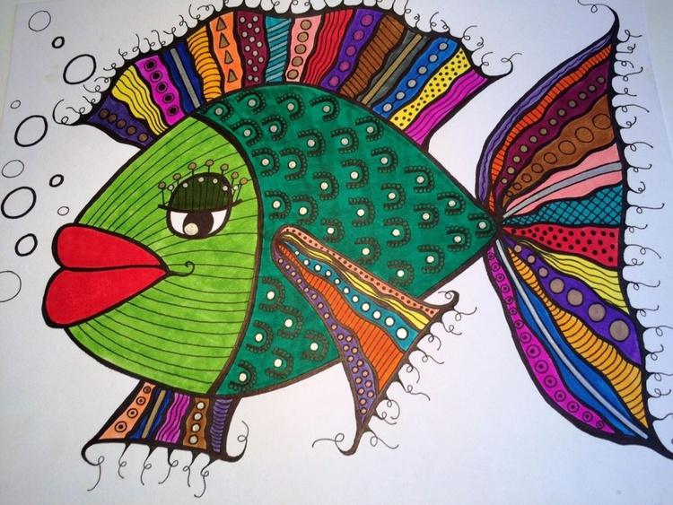 Patchwork Fish - Image 0